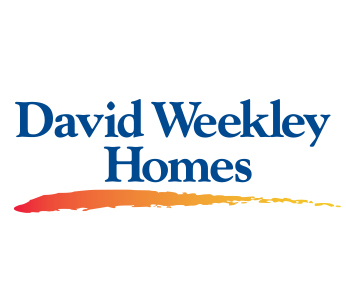 David Weekley Homes Logo at Waverly New Homes in South Charlotte