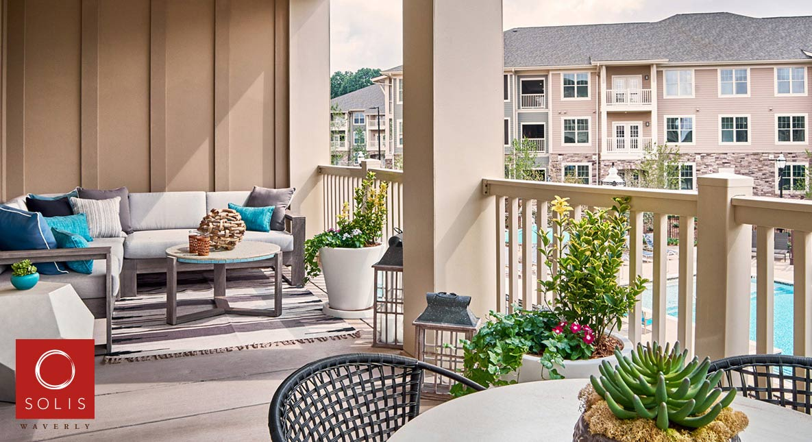 Solis at Waverly Luxury Apartments in South Charlotte